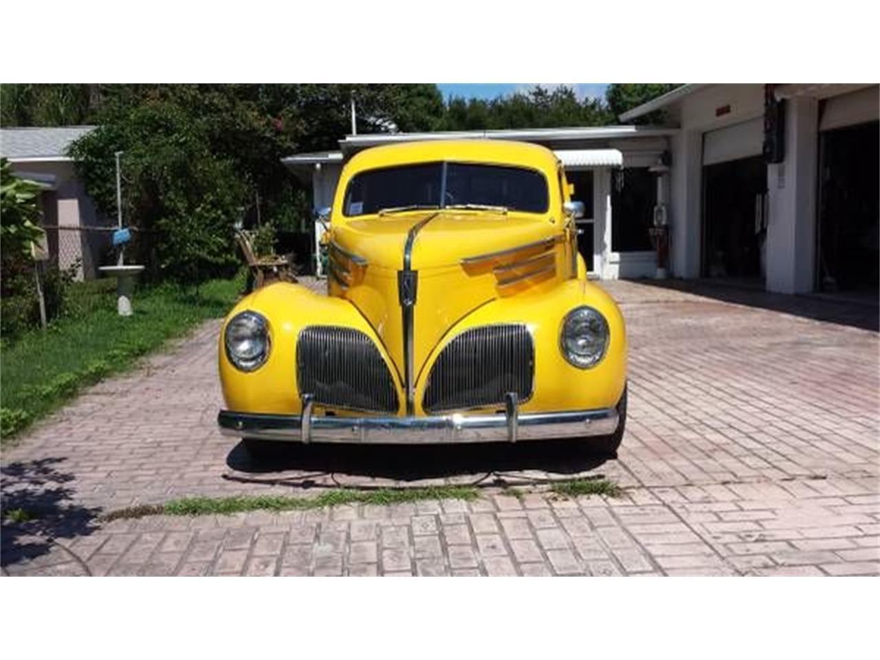 1939 Studebaker Commander (CC-1115751) for sale in Cadillac, Michigan