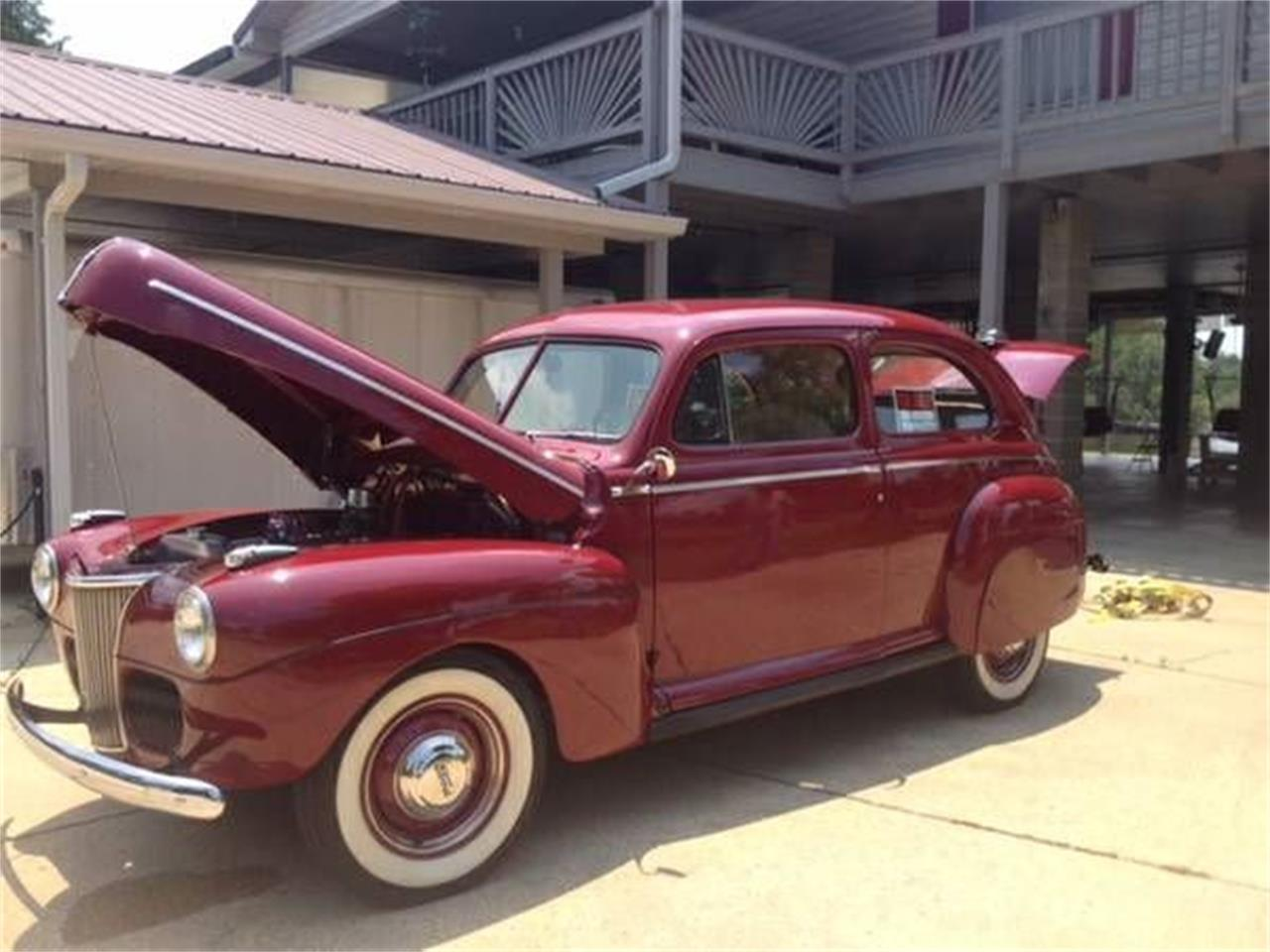 1941 Ford Tudor (CC-1115754) for sale in Cadillac, Michigan