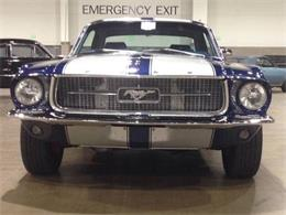 1967 Ford Mustang (CC-1115758) for sale in Cadillac, Michigan