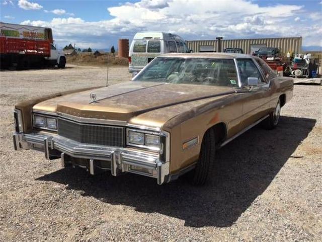 1977 Cadillac Eldorado (CC-1115769) for sale in Cadillac, Michigan