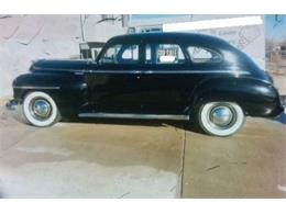 1947 Plymouth Special Deluxe (CC-1115778) for sale in Cadillac, Michigan