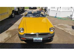 1979 MG MGB (CC-1115789) for sale in Cadillac, Michigan