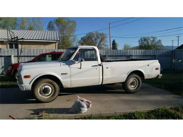 1970 GMC C/K 10