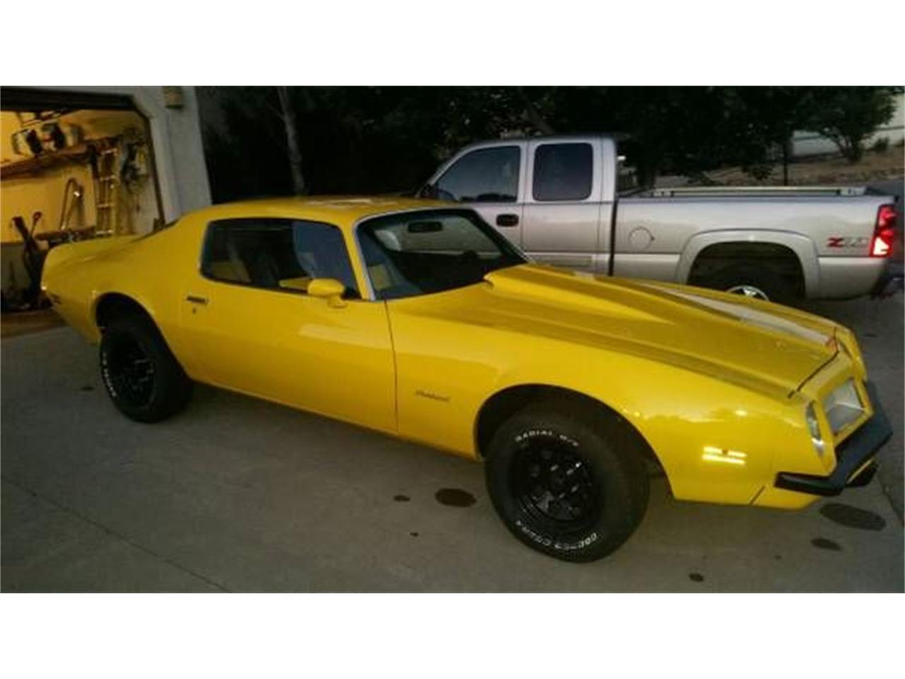 1974 Pontiac Firebird (CC-1115866) for sale in Cadillac, Michigan