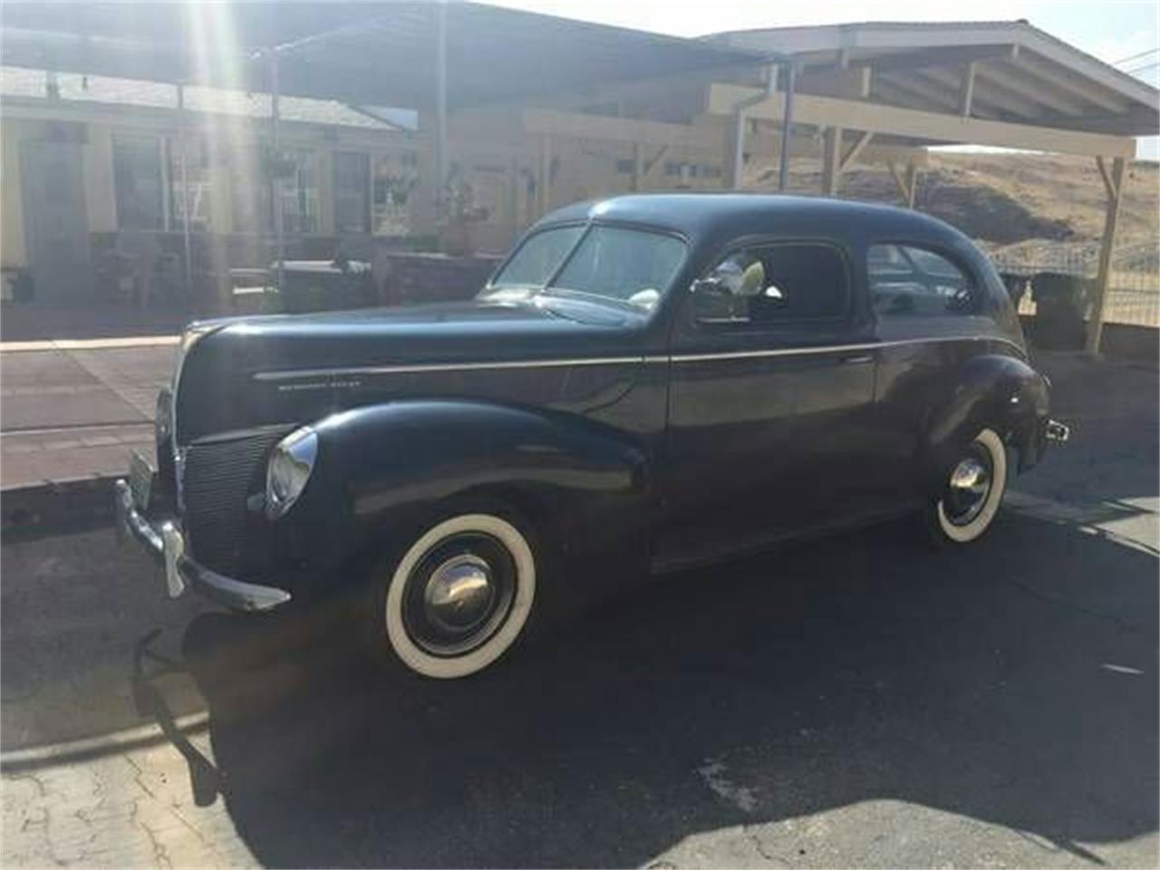 1940 Mercury Eight (CC-1115877) for sale in Cadillac, Michigan