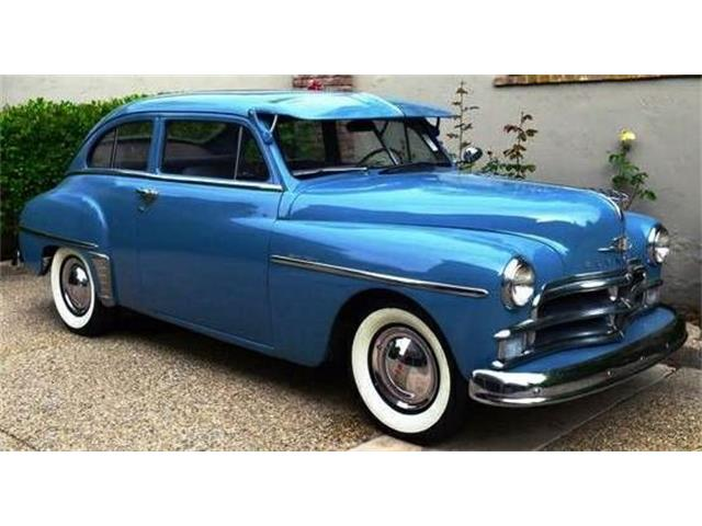 1950 Plymouth Deluxe (CC-1115887) for sale in Cadillac, Michigan