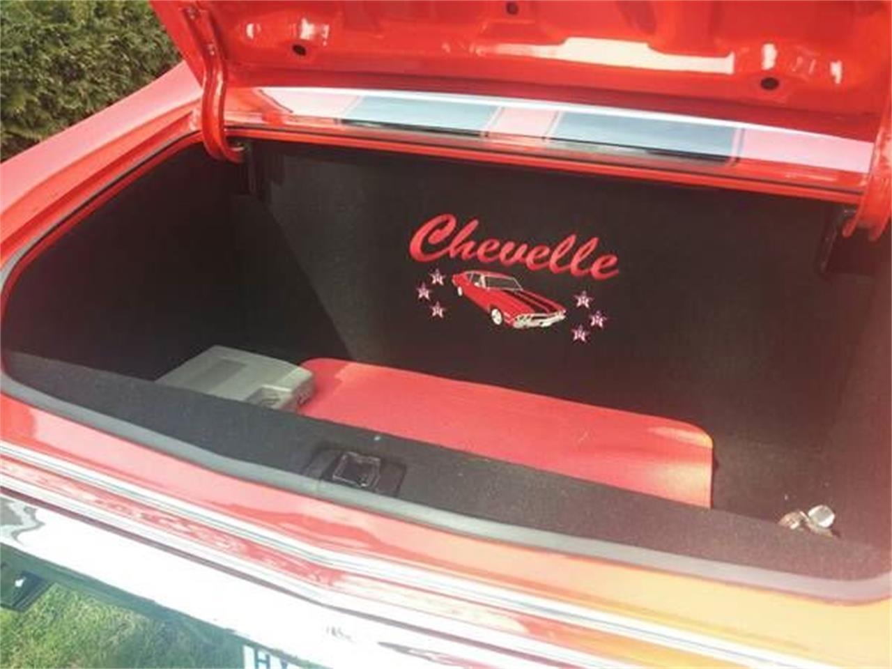 1968 Chevrolet Chevelle (CC-1115937) for sale in Cadillac, Michigan