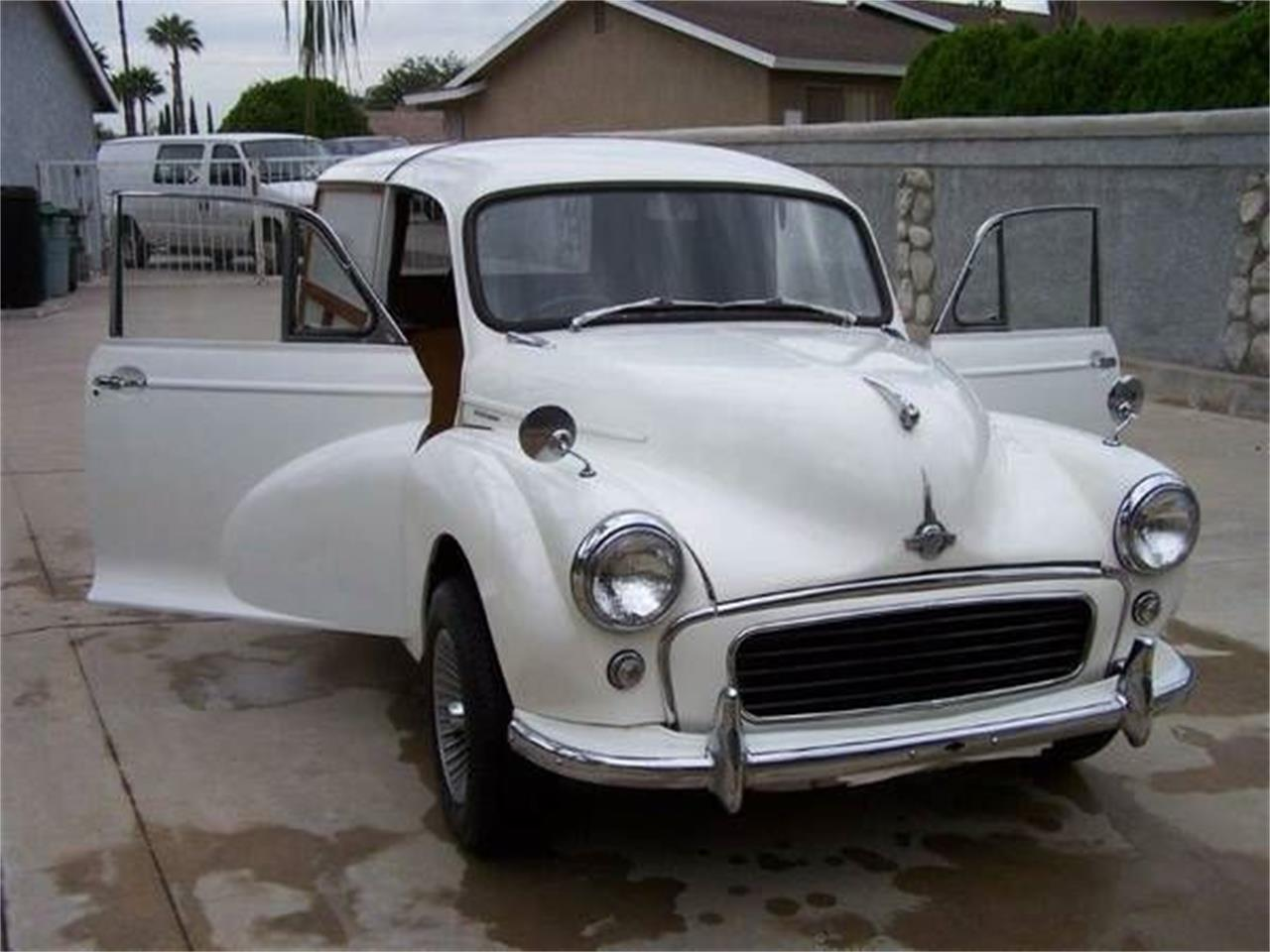 1960 Morris Minor (CC-1115941) for sale in Cadillac, Michigan