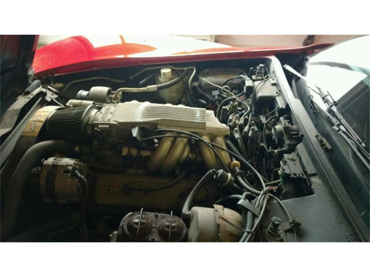 1980 Chevrolet Corvette (CC-1115957) for sale in Cadillac, Michigan