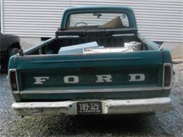 1968 Ford F100 (CC-1115965) for sale in Cadillac, Michigan