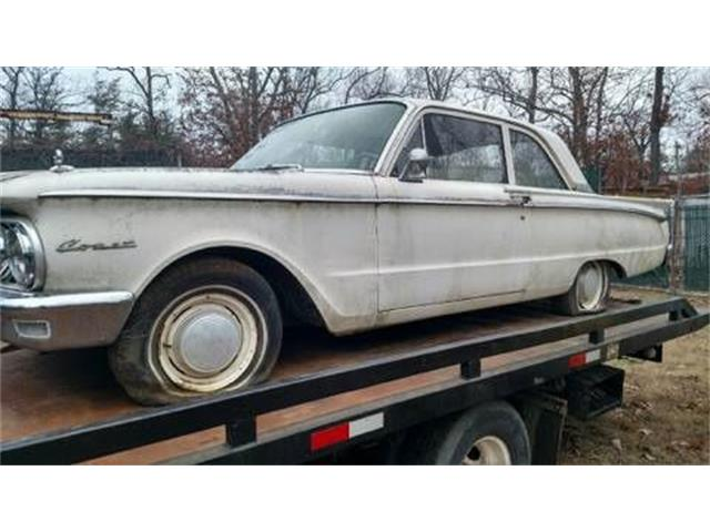 1962 Mercury Comet (CC-1115975) for sale in Cadillac, Michigan