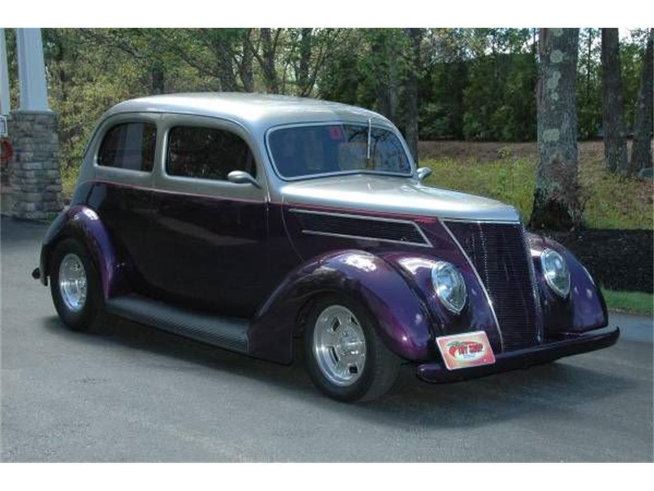 1937 Ford Slantback (CC-1116020) for sale in Cadillac, Michigan