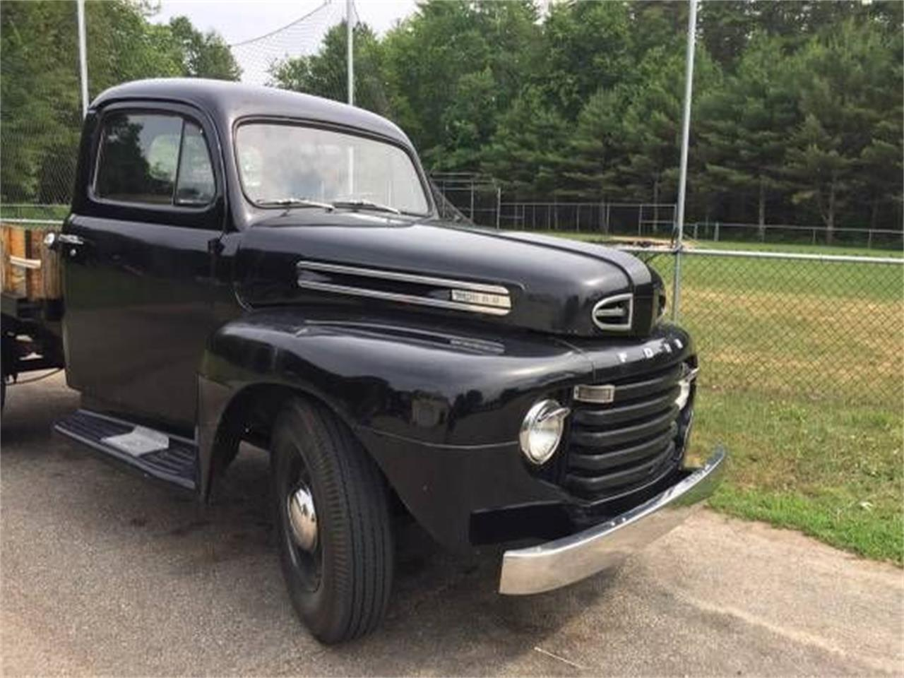 1948 Ford F3 (CC-1116026) for sale in Cadillac, Michigan