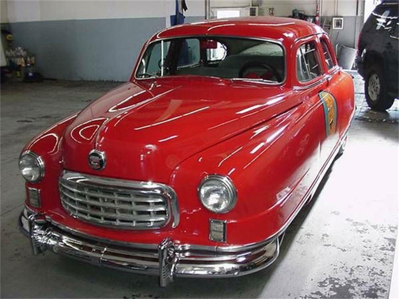 1949 Nash 600 (CC-1116028) for sale in Cadillac, Michigan