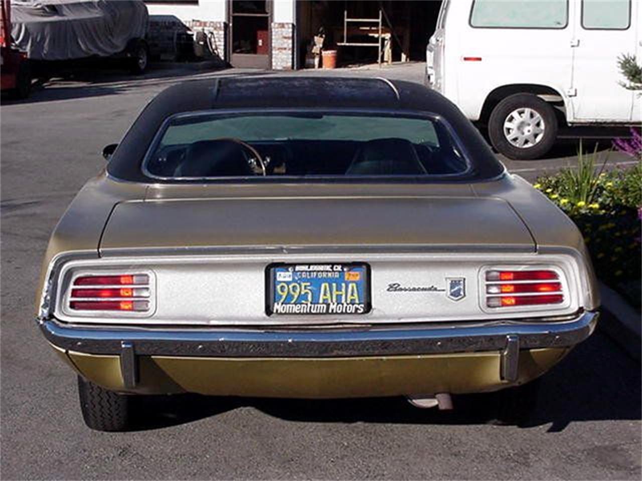 1970 Plymouth Barracuda (CC-1116031) for sale in Cadillac, Michigan