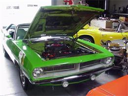 1970 Plymouth Barracuda (CC-1116032) for sale in Cadillac, Michigan