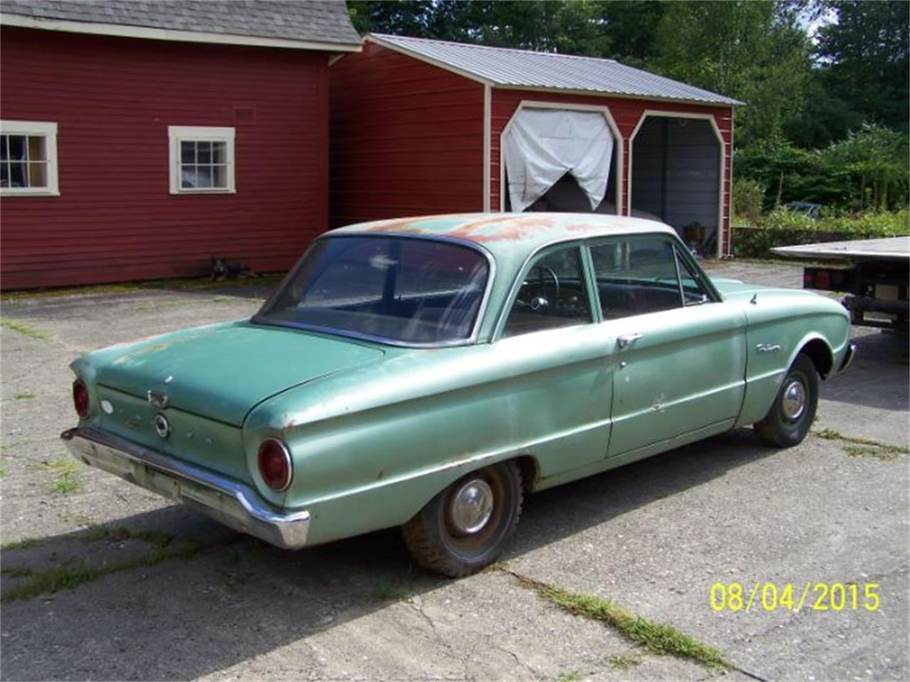 1961 Ford Falcon (CC-1116084) for sale in Cadillac, Michigan