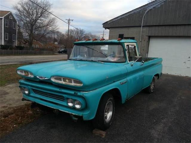 1960 Chevrolet C10 (CC-1116088) for sale in Cadillac, Michigan