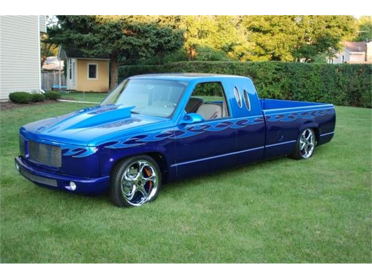 1994 Chevrolet C/K 1500 (CC-1116090) for sale in Cadillac, Michigan