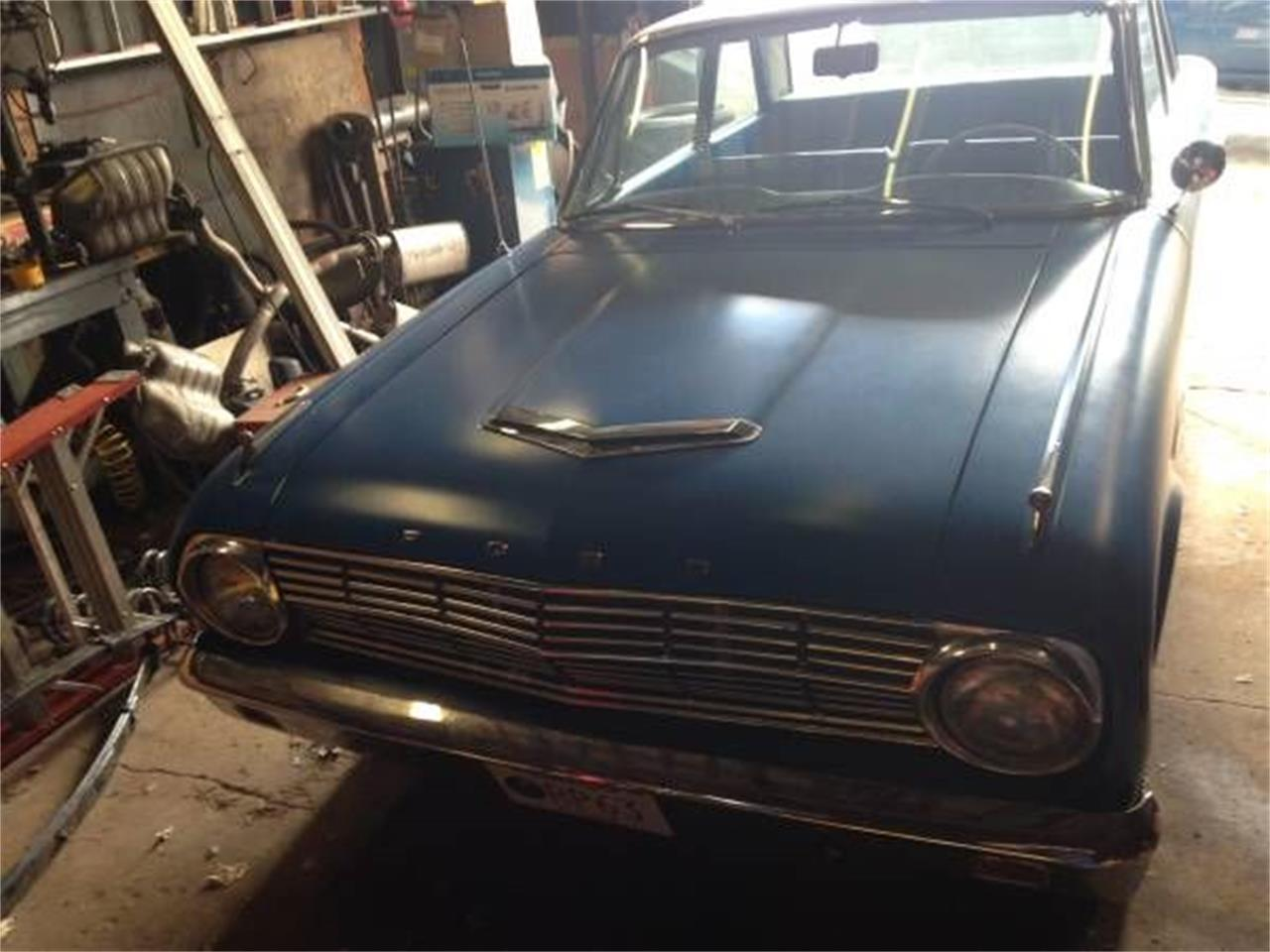1963 Ford Falcon (CC-1116100) for sale in Cadillac, Michigan
