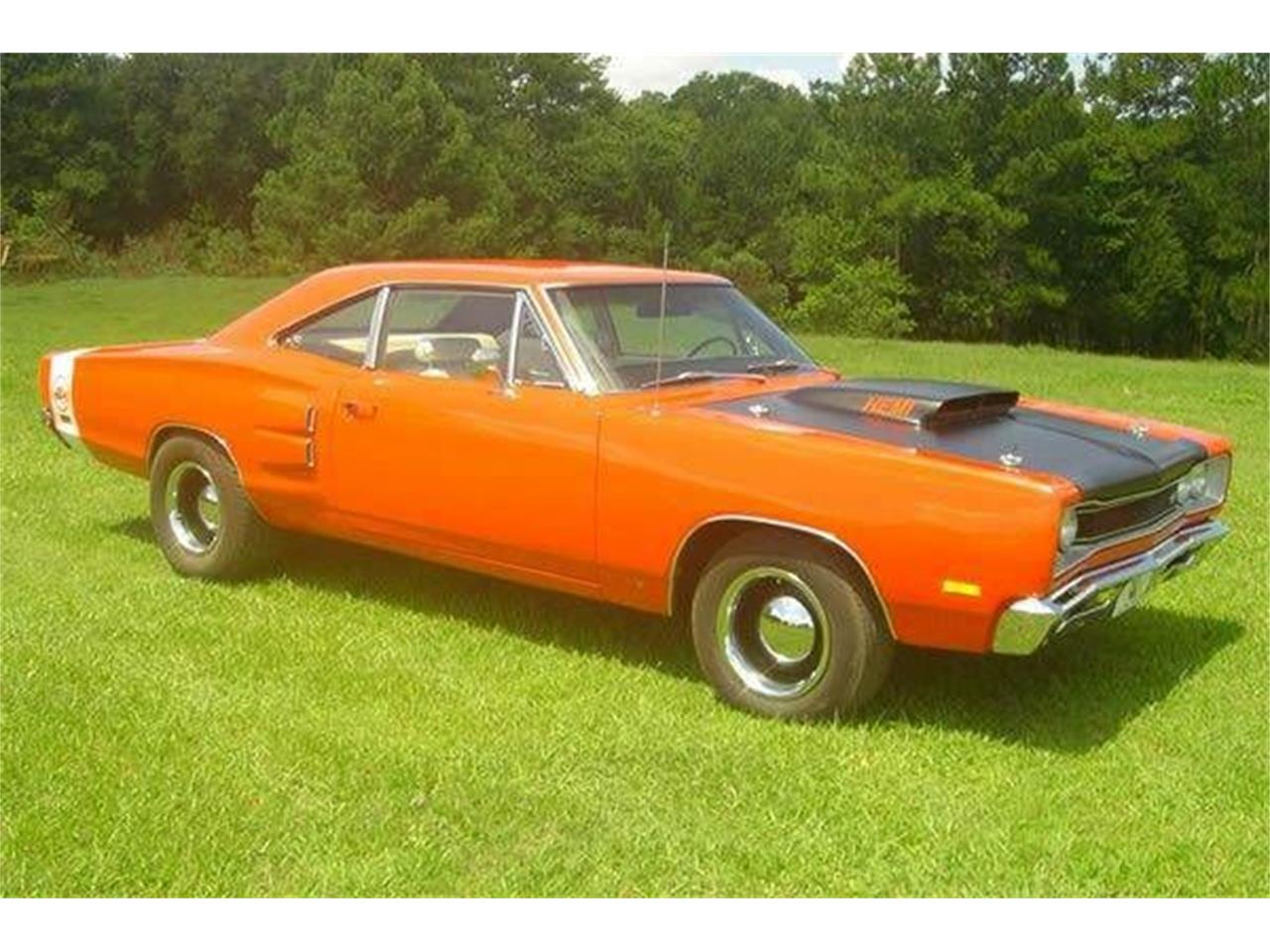 1969 Dodge Super Bee (CC-1116123) for sale in Cadillac, Michigan