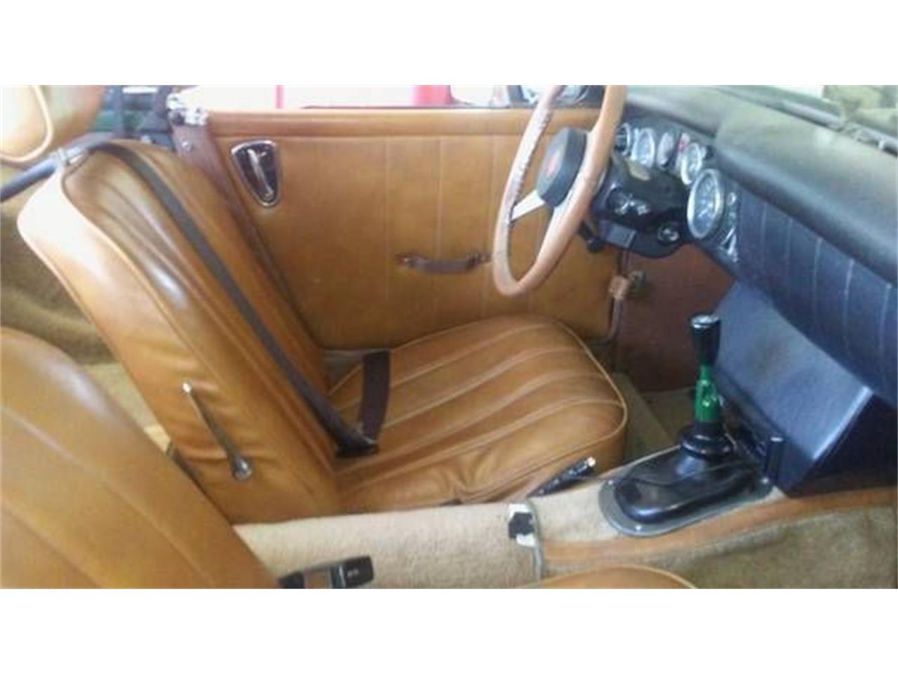 1977 MG MGB (CC-1116138) for sale in Cadillac, Michigan