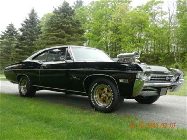 1968 Chevrolet Impala (CC-1116151) for sale in Cadillac, Michigan