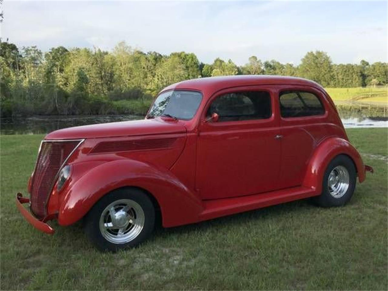 1937 Ford Sedan (CC-1116157) for sale in Cadillac, Michigan