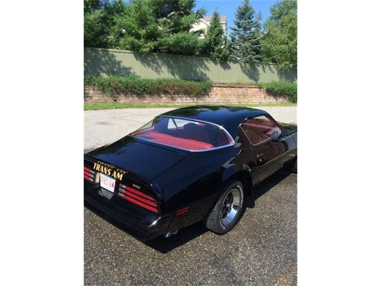 1976 Pontiac Firebird Trans Am (CC-1116172) for sale in Cadillac, Michigan