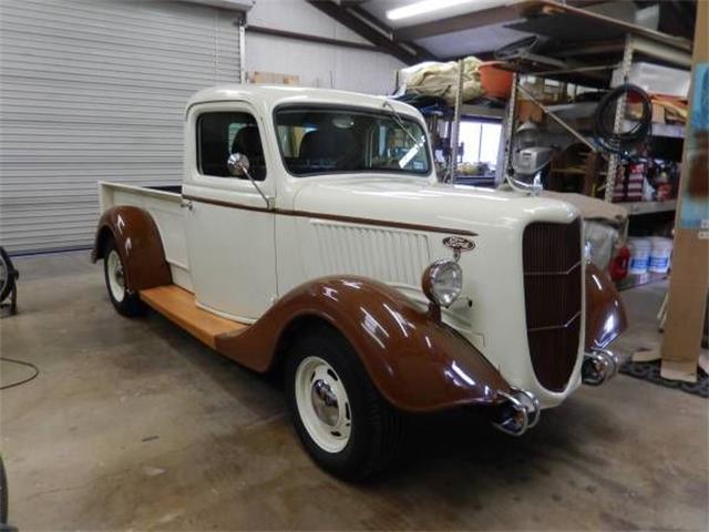 1936 Ford Custom (CC-1116189) for sale in Cadillac, Michigan
