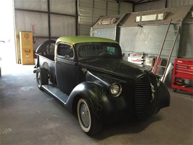 1938 Ford F3 (CC-1116199) for sale in Cadillac, Michigan