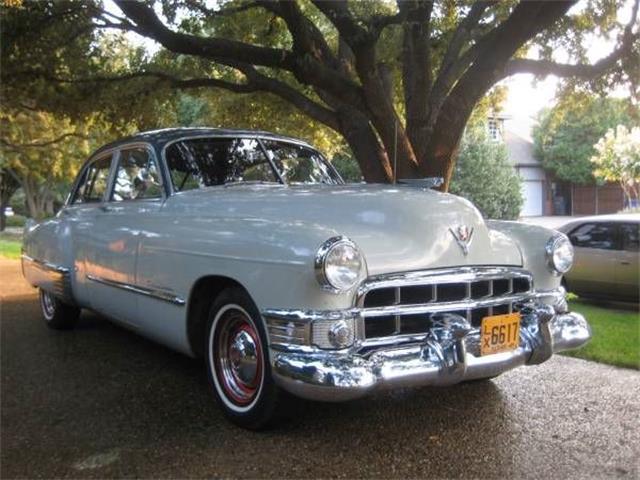 1949 Cadillac Series 61 (CC-1116204) for sale in Cadillac, Michigan
