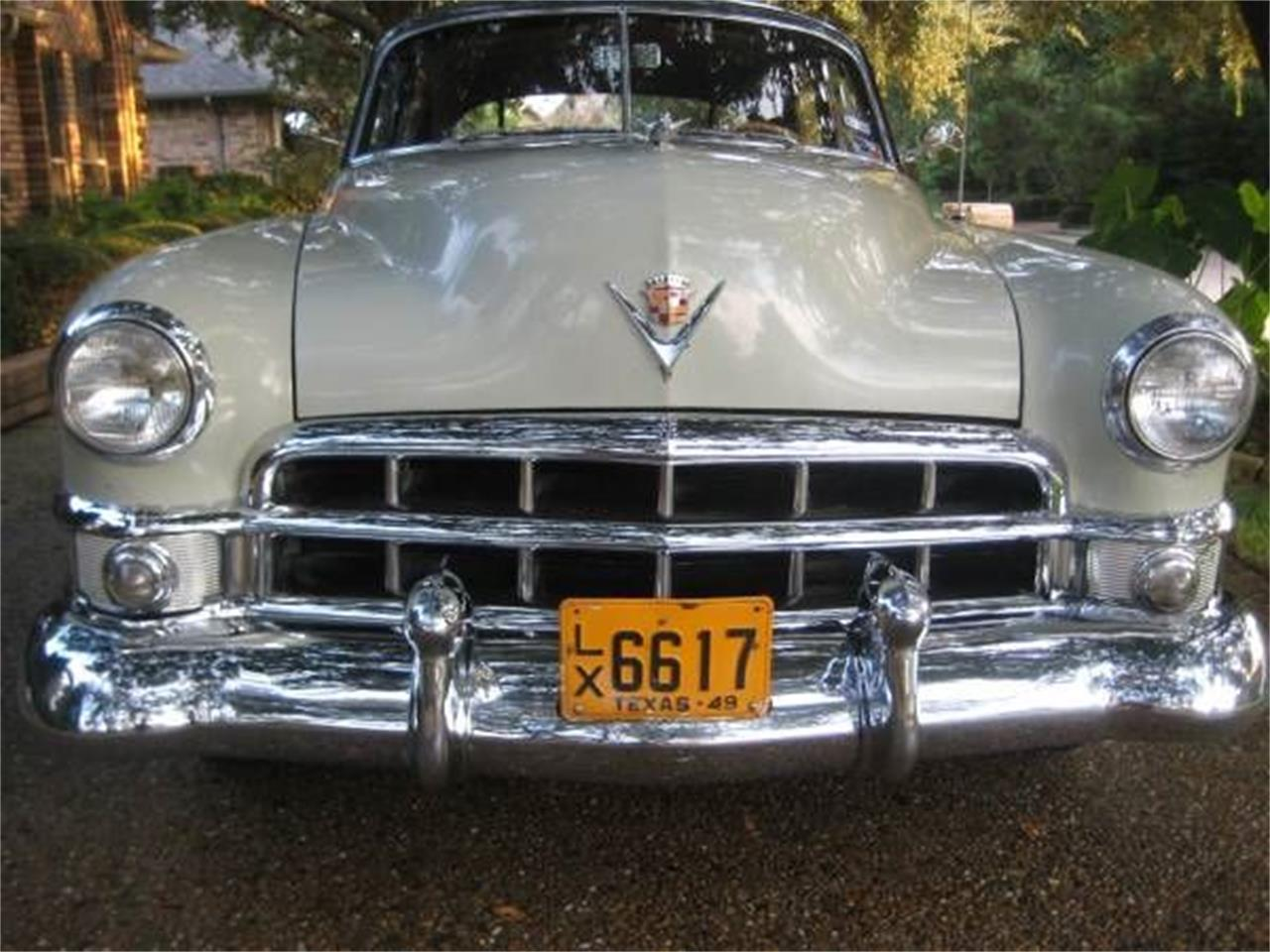 1949 Cadillac Series 61 (CC-1116204) for sale in Cadillac, Michigan