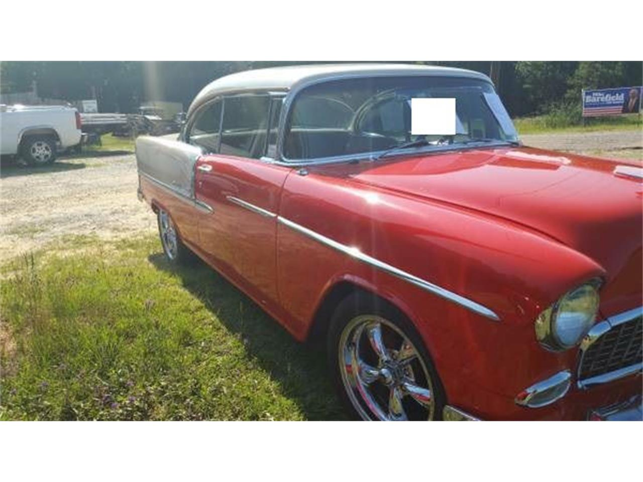 1955 Chevrolet Bel Air (CC-1116231) for sale in Cadillac, Michigan