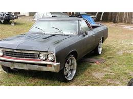 1967 Chevrolet El Camino (CC-1116233) for sale in Cadillac, Michigan