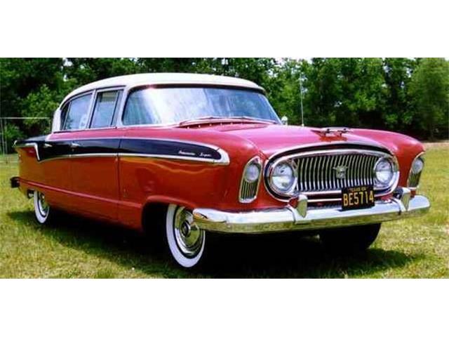 1956 Nash Ambassador (CC-1116240) for sale in Cadillac, Michigan