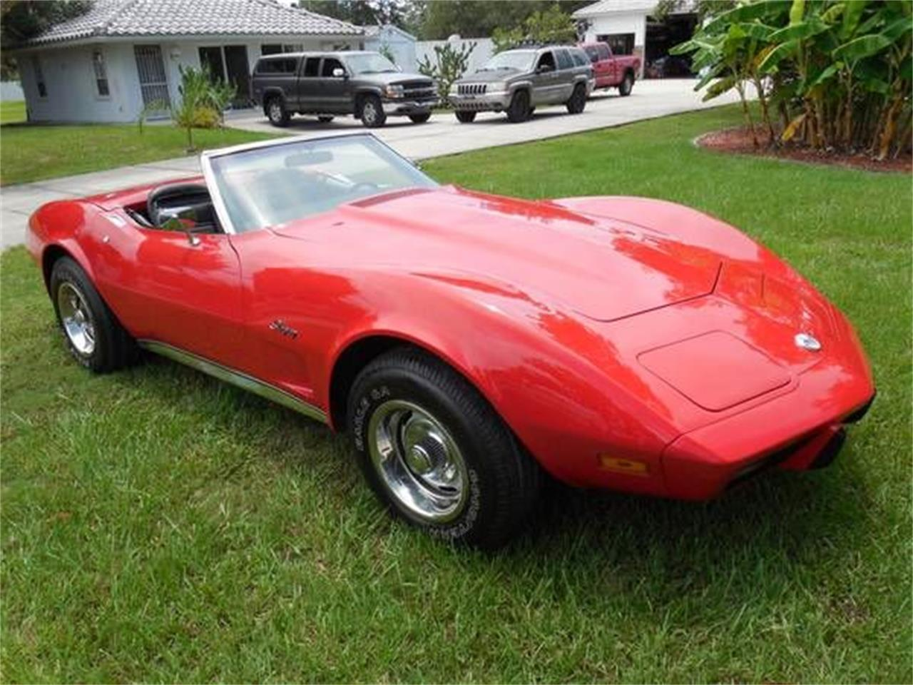 1975 Chevrolet Corvette (CC-1116244) for sale in Cadillac, Michigan
