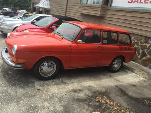 1972 Volkswagen Type 3 (CC-1116270) for sale in Cadillac, Michigan