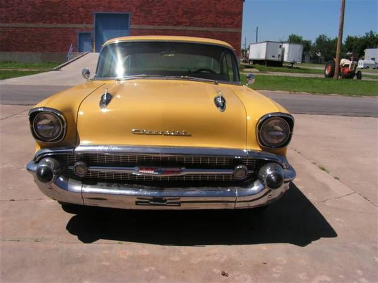 1957 Chevrolet Bel Air (CC-1116275) for sale in Cadillac, Michigan