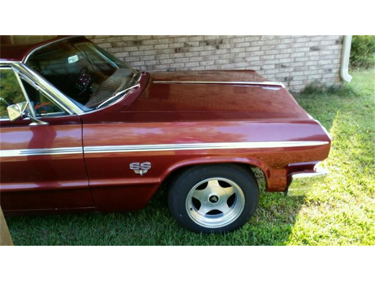 1964 Chevrolet Impala (CC-1116316) for sale in Cadillac, Michigan
