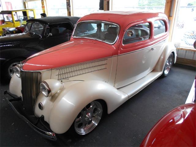 1936 Ford Slantback (CC-1116325) for sale in Cadillac, Michigan
