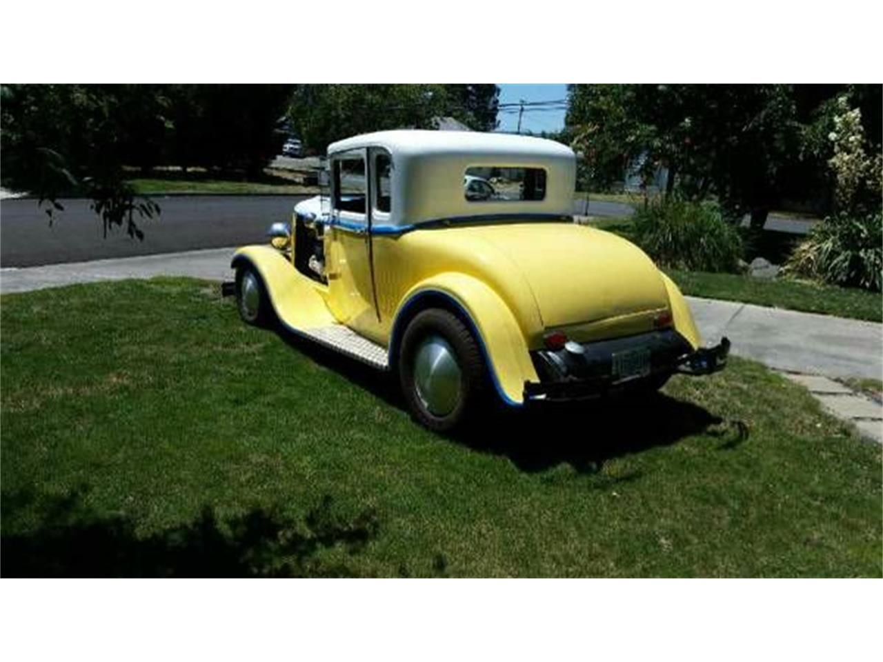 1929 Dodge Coupe (CC-1116341) for sale in Cadillac, Michigan