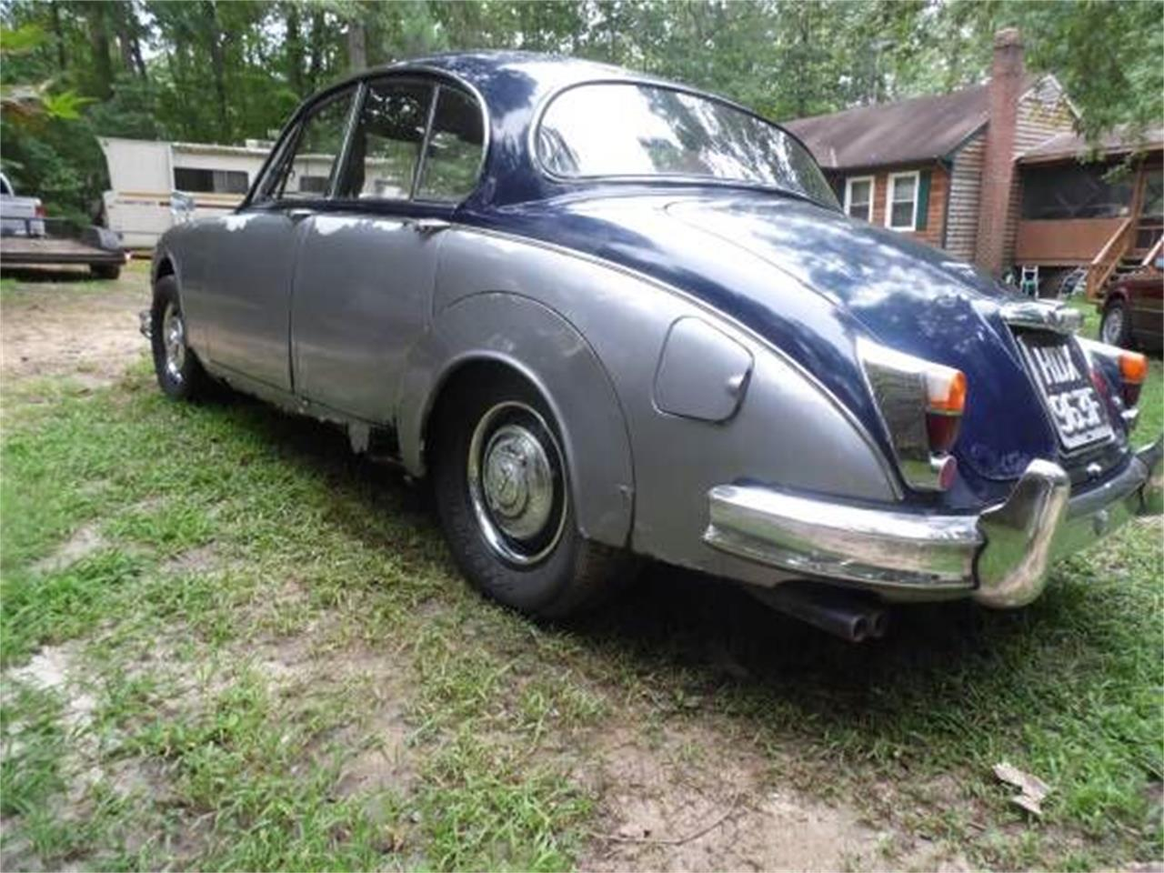1967 Jaguar Mark II (CC-1116359) for sale in Cadillac, Michigan