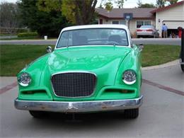 1962 Studebaker Hawk (CC-1116372) for sale in Cadillac, Michigan