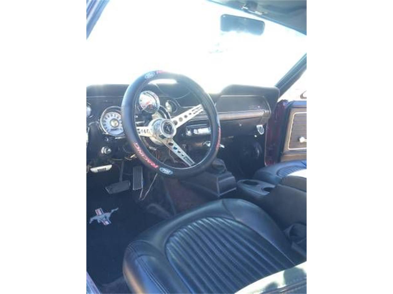 1968 Ford Mustang (CC-1116374) for sale in Cadillac, Michigan