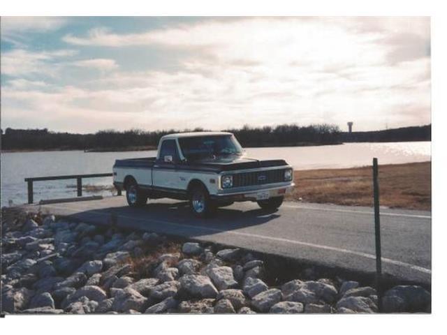 1971 Chevrolet C10 (CC-1116408) for sale in Cadillac, Michigan