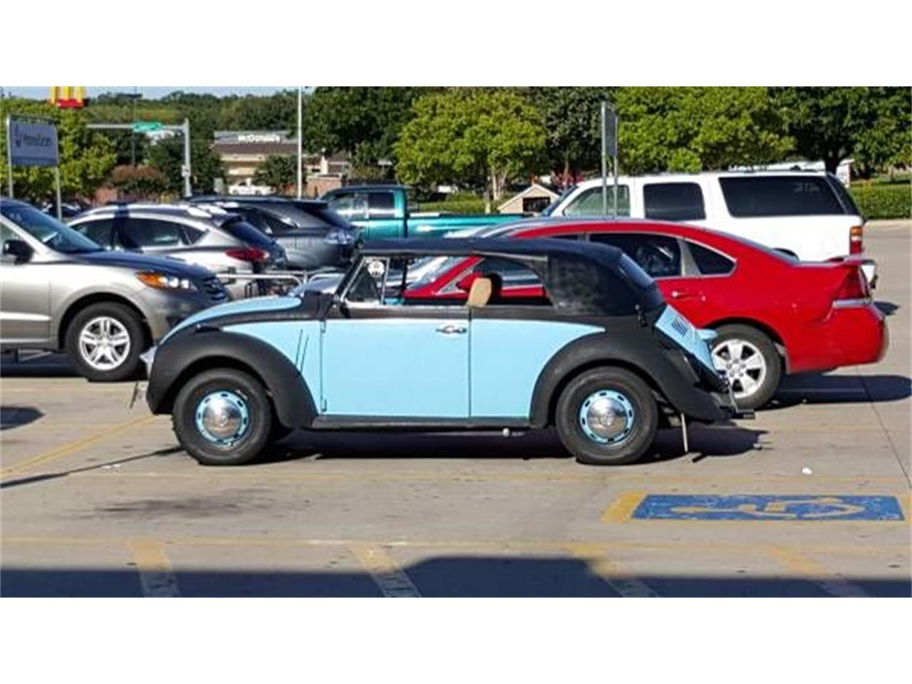 1971 Volkswagen Super Beetle (CC-1116409) for sale in Cadillac, Michigan