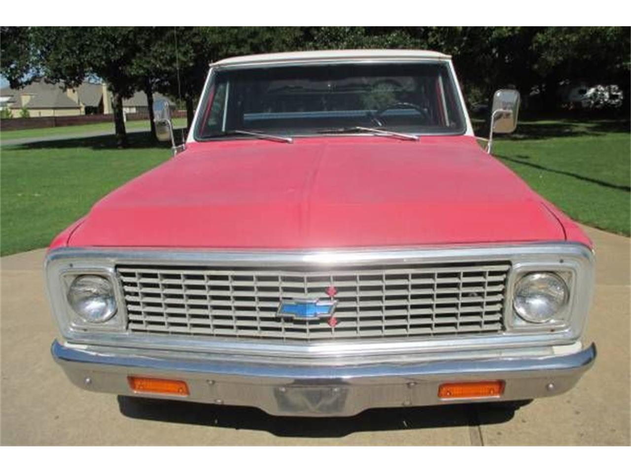 1972 Chevrolet C10 (CC-1116413) for sale in Cadillac, Michigan