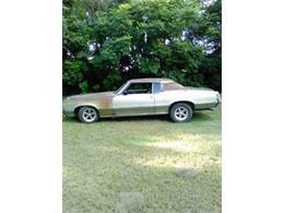 1972 Pontiac Grand Prix (CC-1116417) for sale in Cadillac, Michigan