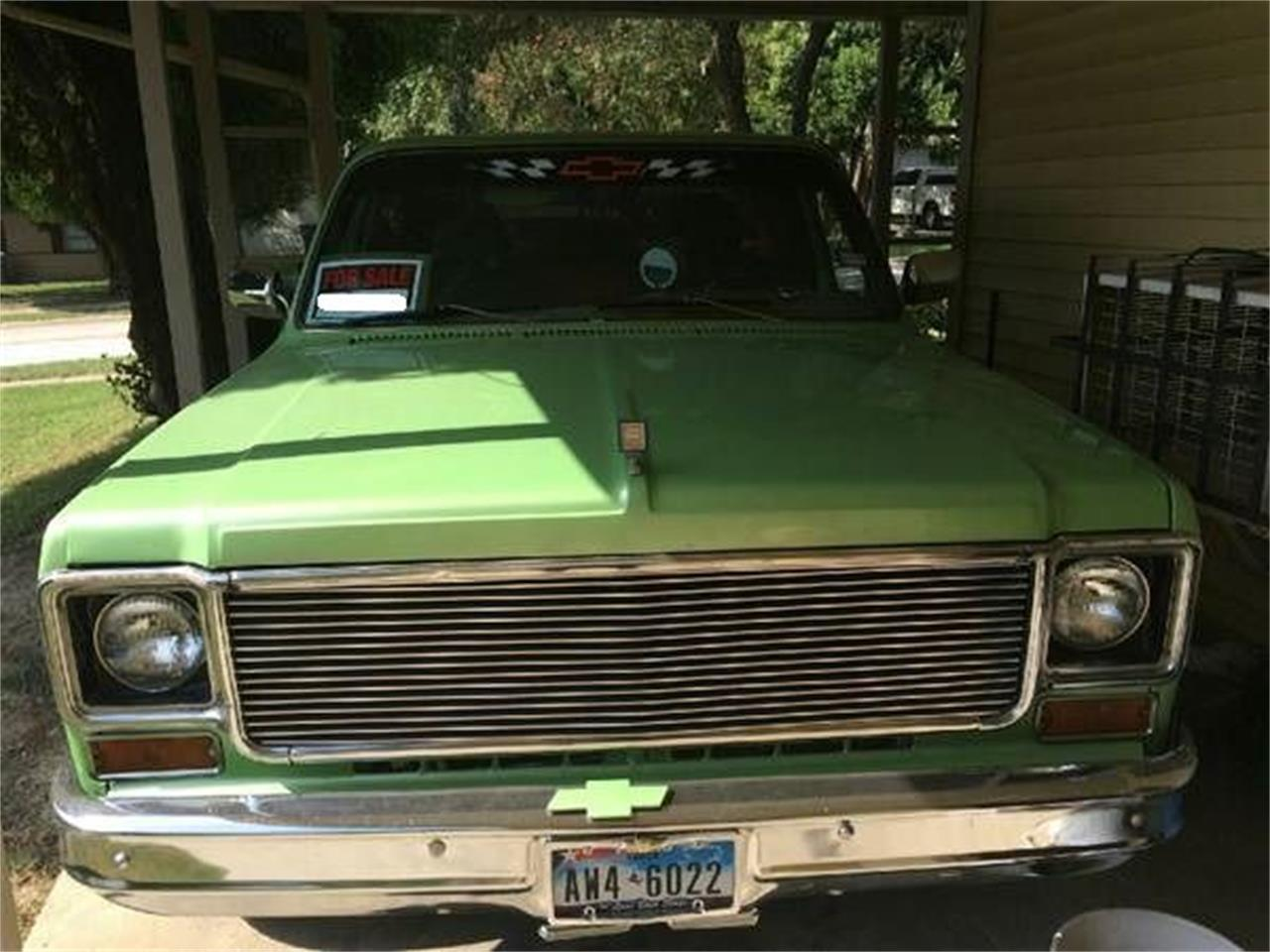 1974 Chevrolet C10 (CC-1116435) for sale in Cadillac, Michigan